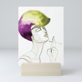 Dorien Mini Art Print