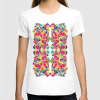 kaleidoscope T-shirts featuring Kaleidoscope by Flo Thomas