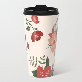 Dorthy Florals Travel Mug