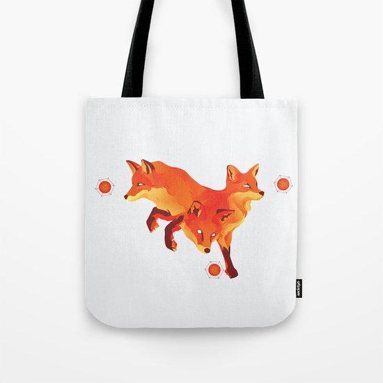Keep the Fire Tote Bag