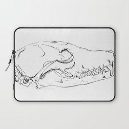 Fox Skull Laptop Sleeve