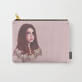 Kiss me hard before you go Carry-All Pouch