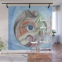 Color Vision Wall Mural