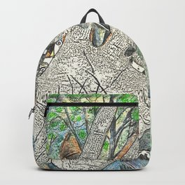 Hand of Good Friend Backpack