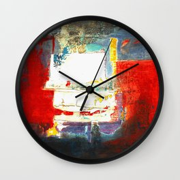 In The Heat of The Night Wall Clock