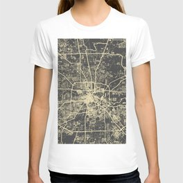 Cincinnati map T-shirt