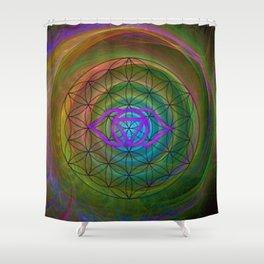 3rd Eye Shower Curtain