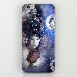 Amidst the blossoms iPhone Skin