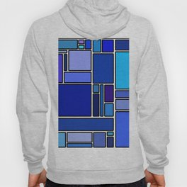 50 shades of blue Hoody