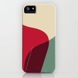 lean iPhone Case