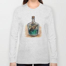 Ship in a bottle Long Sleeve T-shirt