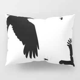 A Murder Of Crows Pillow Sham
