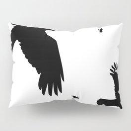 A Murder Of Crows Pillow Sham