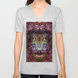 Love Portal to Sirius Unisex V-Neck