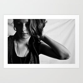 Young and Reckless Art Print