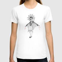 spider witch T-shirt