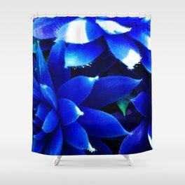 Succulent Series 17 Shower Curtain
