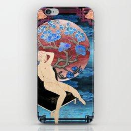 lauren ver.2 iPhone Skin