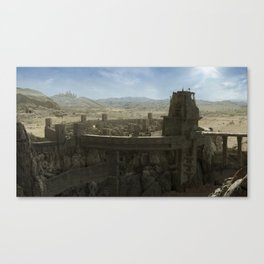 City of Thyn Canvas Print