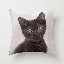 Little Lois Throw Pillow