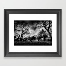 Greyfriars Kirk Edinburgh Framed Art Print