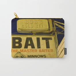 Bob's Cold Beer Master Baiter Carry-All Pouch