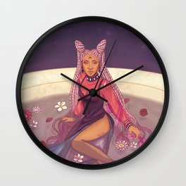 The Wicked Lady Wall Clock