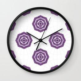 Rosetta Wall Clock