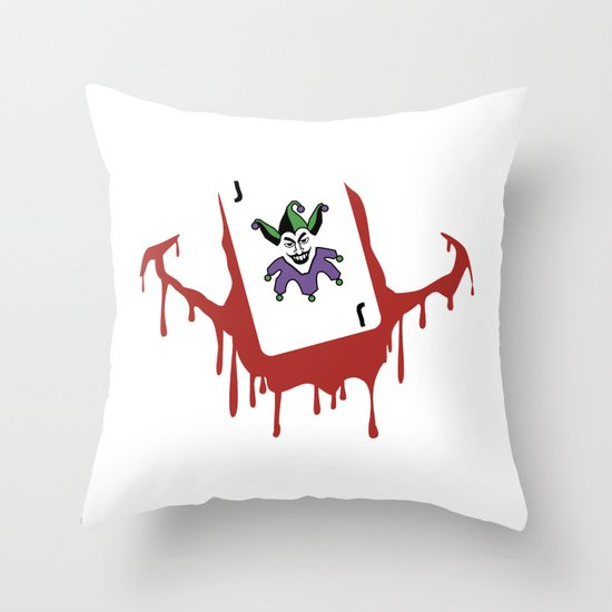 Stop Me If You've Heard This One... Throw Pillow
