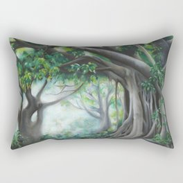 Mundingburra Mornings Rectangular Pillow