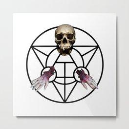 Awakening Through Dream - CDO art Metal Print