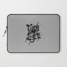 Type Life Laptop Sleeve