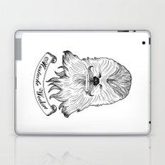 Mustache Wookiee Laptop & iPad Skin