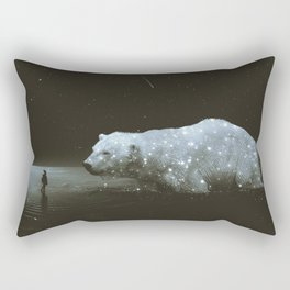retrouvailles Rectangular Pillow