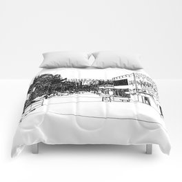 Demolition Anxiety 02 Comforters