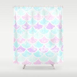 magic mermaid Shower Curtain