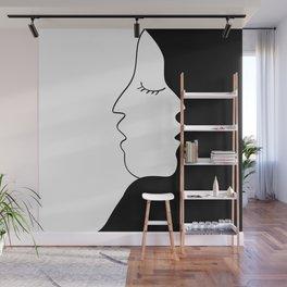 Dilemma Wall Mural