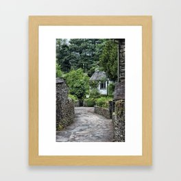 Dove Cottage Framed Art Print