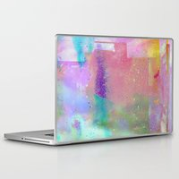 running Laptop & iPad Skins featuring Running Wild Dont Care by Tyler Spangler