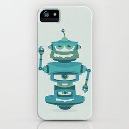 BOT III iPhone Case