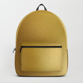 Pure Gold Print Backpack