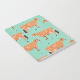 Jerseys - Pale Green // Viridian Notebook