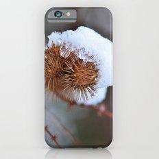 Snowy Burrs iPhone 6s Slim Case