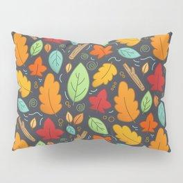 Happy Autumn pattern Pillow Sham