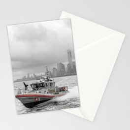 Coast Guard and NYC Stationery Cards