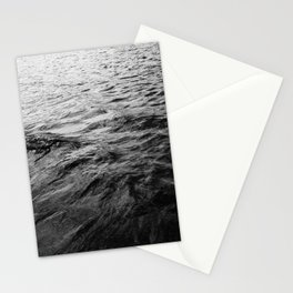 Ocean Wave   Black And White   Ocean   Sea   Beach   Landscape Photography   Waves Stationery Cards