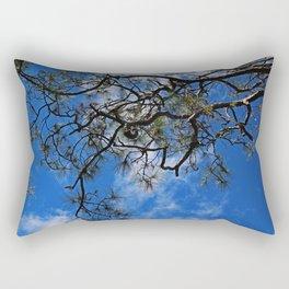 Rising Wishes Rectangular Pillow
