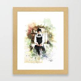 Lolita DaVinci Framed Art Print
