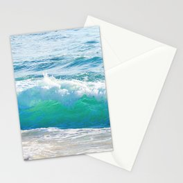 Gentle Surf Stationery Cards