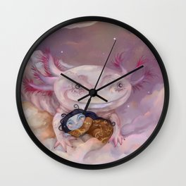 A good place Wall Clock